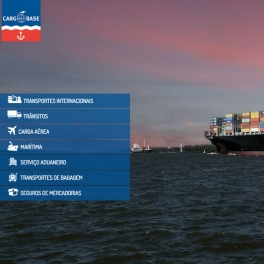 Novo website Cargobase
